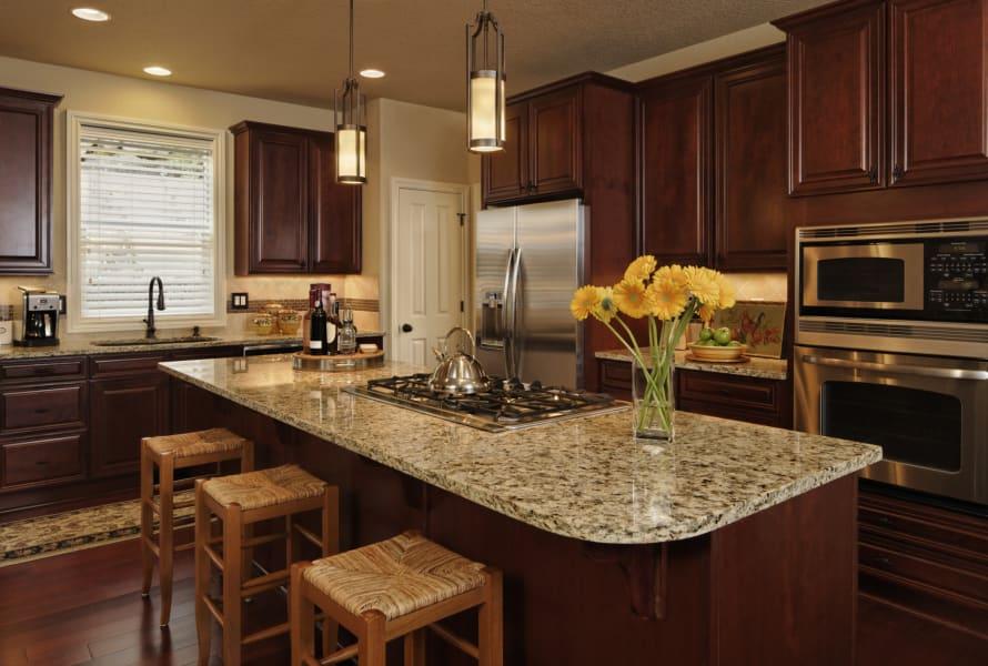 kitchen countertops clean