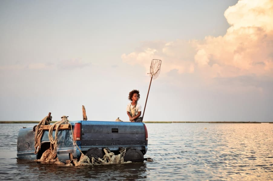 beasts of the southern wild Quvenzhané Wallis