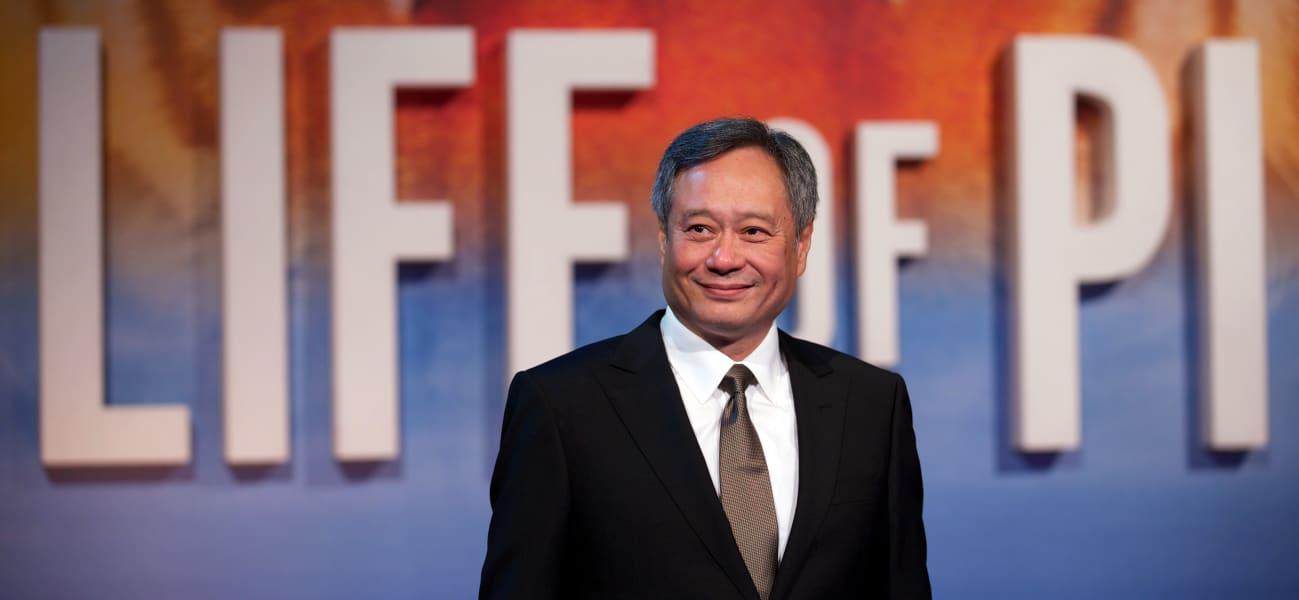 Ang Lee life of pi