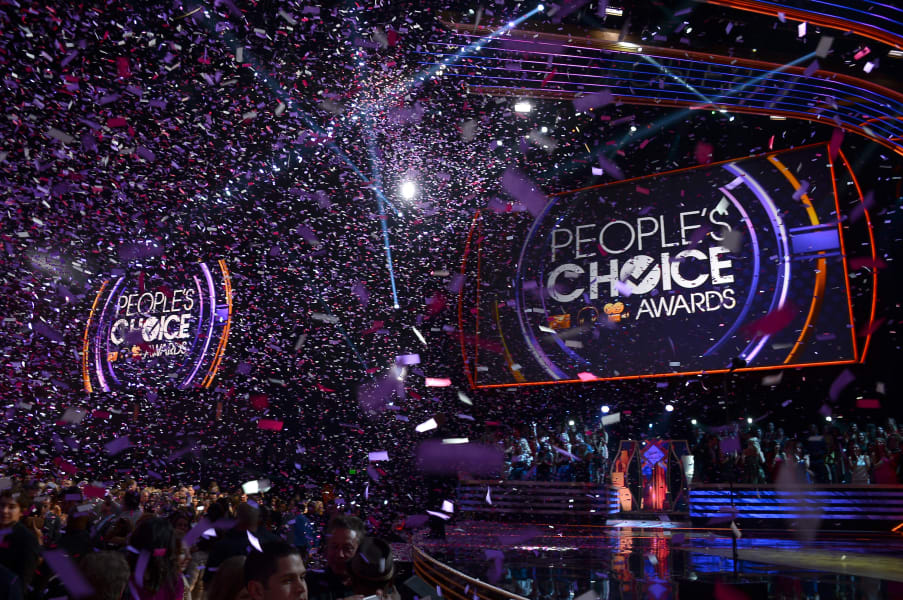 peoples choice 2013