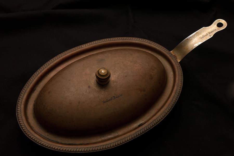 waldorf astoria frying pan
