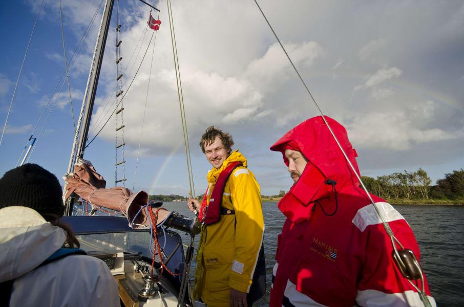 Hackerfleet sailing