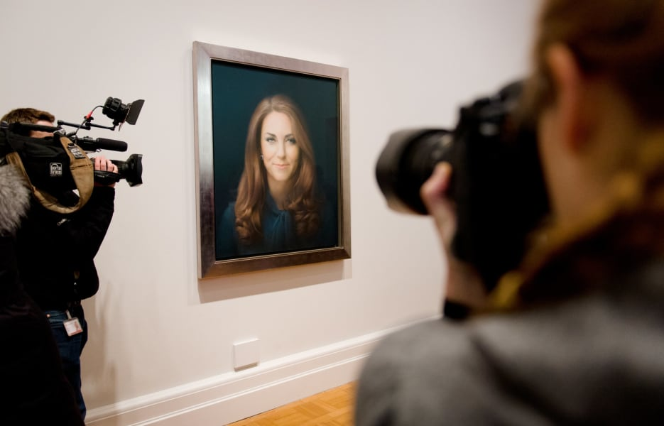 Duchess of Cambridge portrait