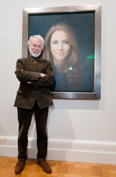 Paul Emsley artist Duchess of Cambridge portrait