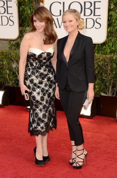 gg 2013 Tina Fey, Amy Poehler