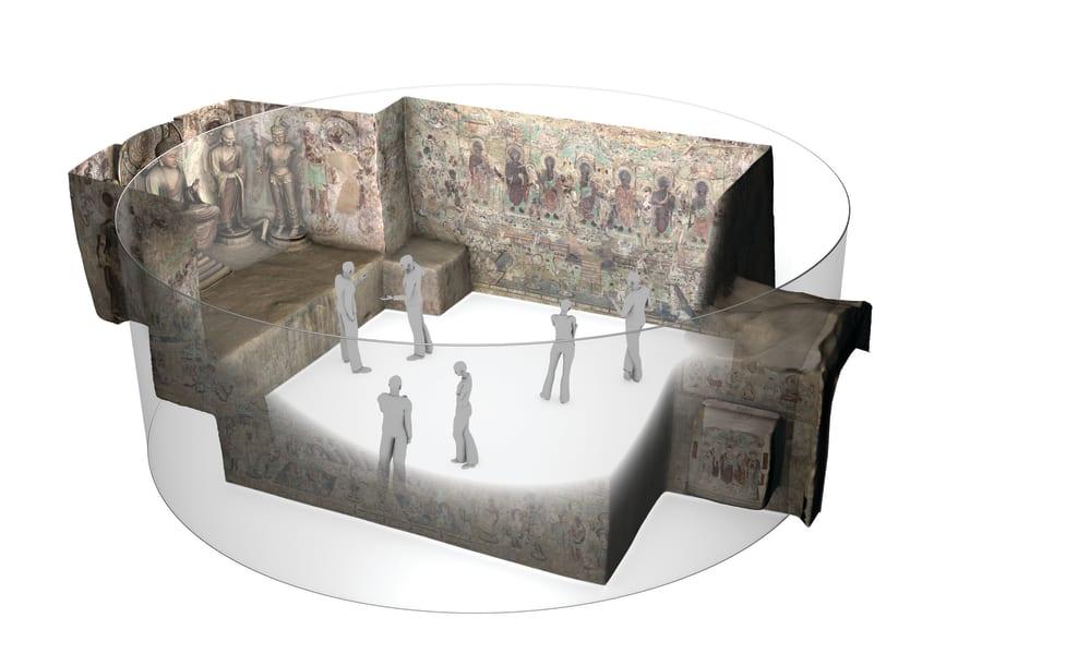 Buddhist cave 4