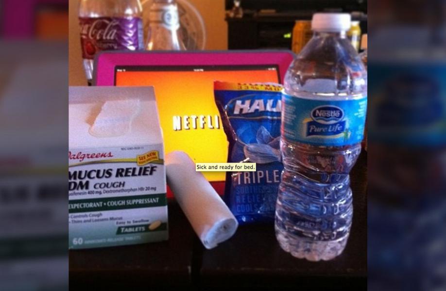 irpt flu kit 8