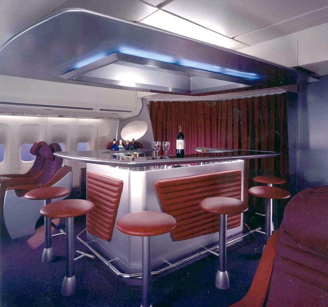 Business Traveller Virgin Atlantic Airways Bar