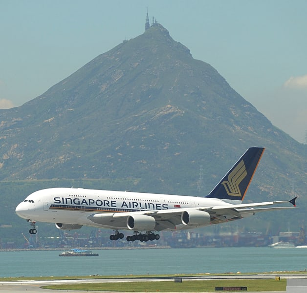 Business Traveller Singapore Airlines Airbus A380