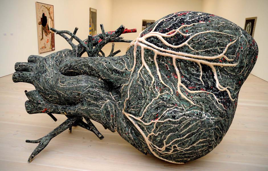 Bharti Kher Indian art today Saatchi