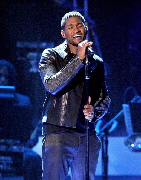 perform Usher