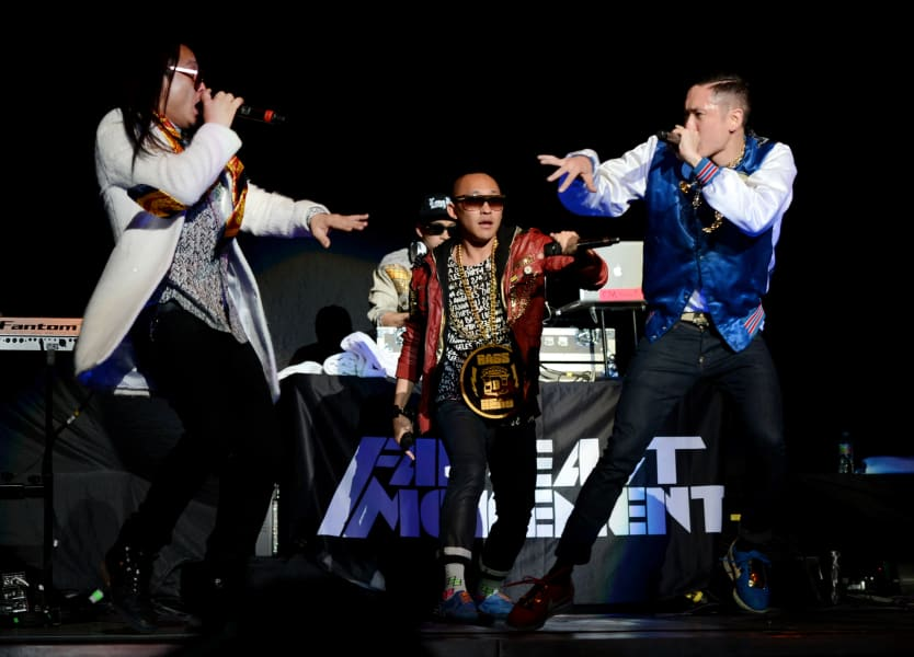 perform Far East Movement