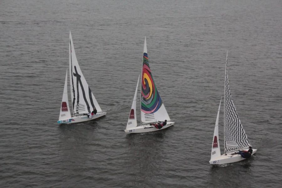 fine art sails race