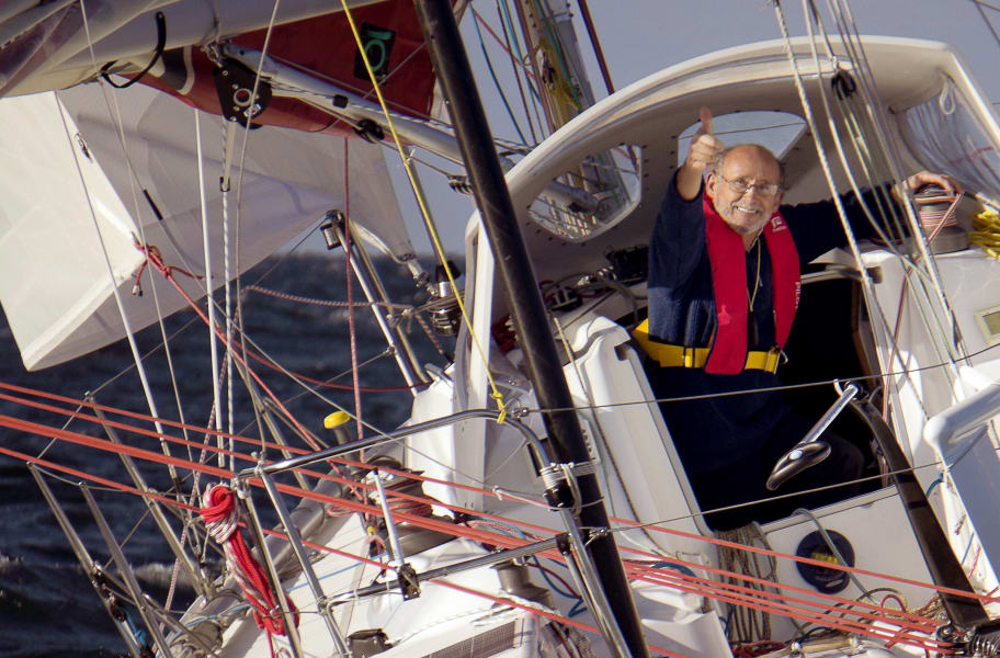 rescued sailor