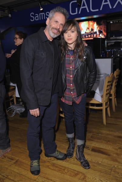 sundance 2013 Josh Pais and Ellen Page