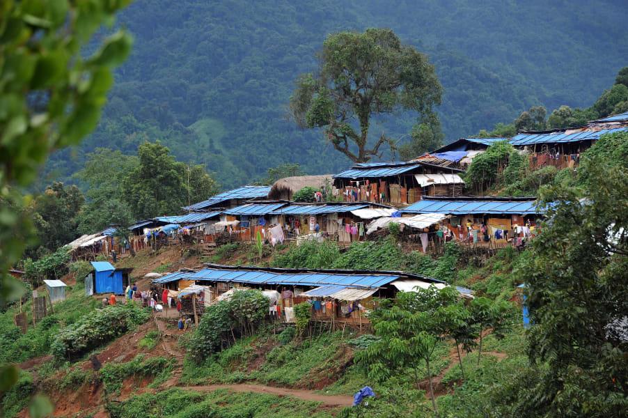 kachin idp camp myanmar