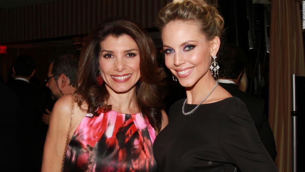 CNN_Patricia  Janiot y Andrea Herrera Luhho Magazine