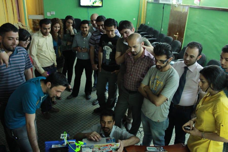baghdad hacker group