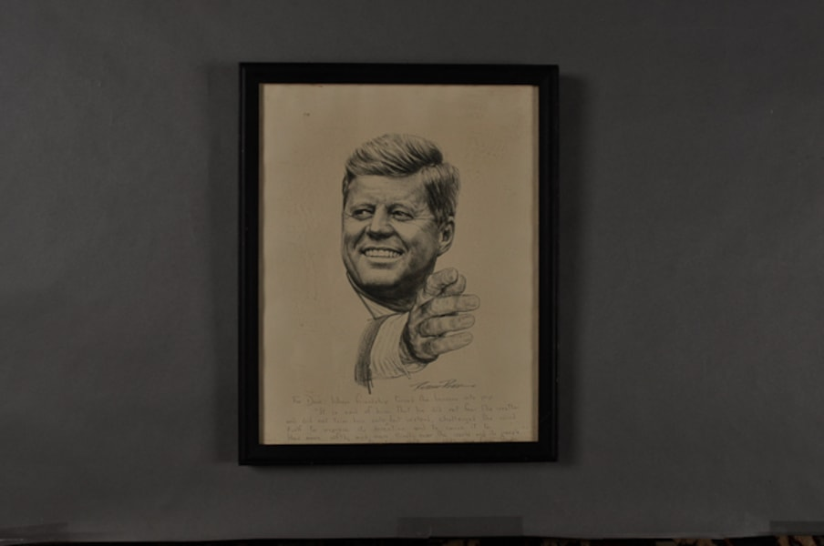 14 kennedy auction