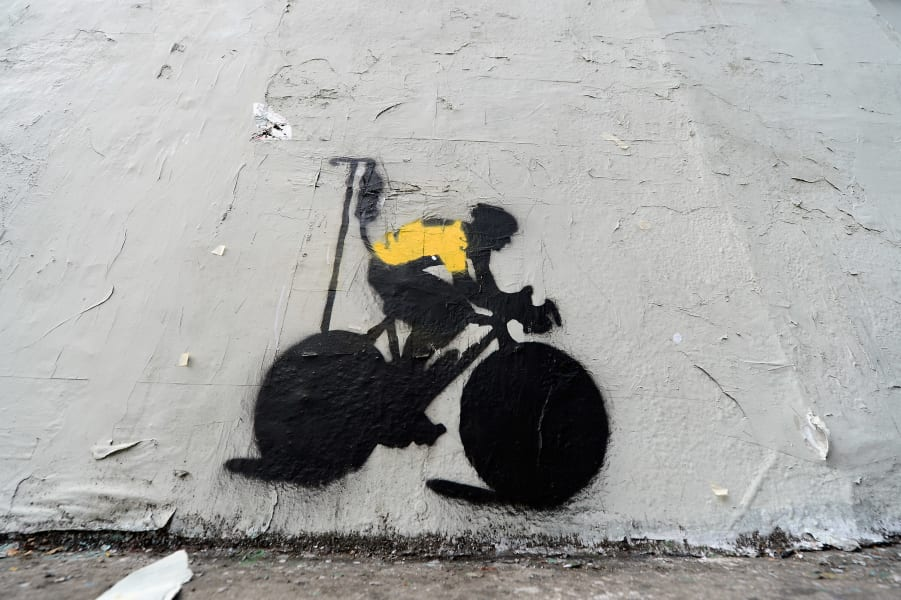 armstrong graffiti