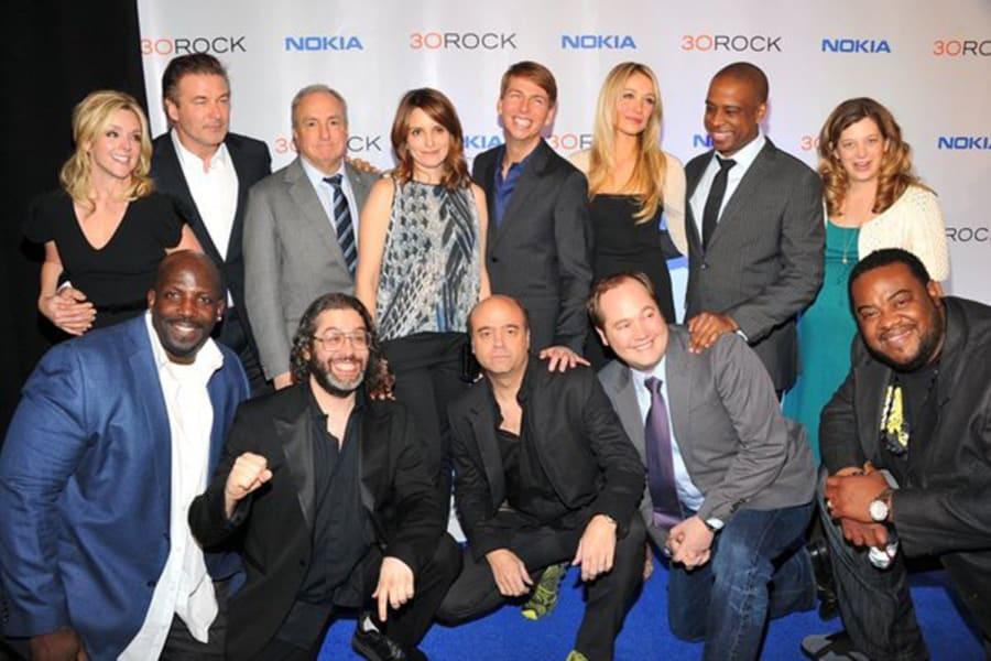 30 rock cast farewell