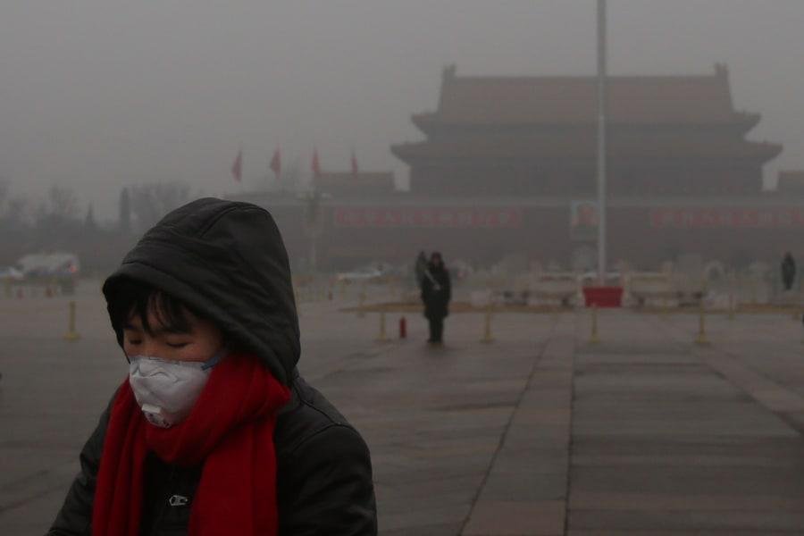 01 Beijing Smog 0131