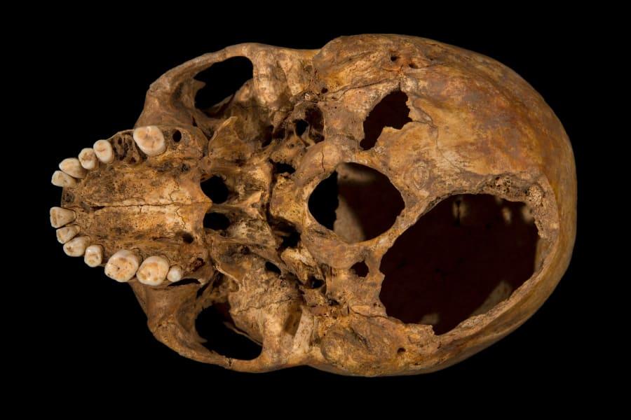 Richard III remains 9