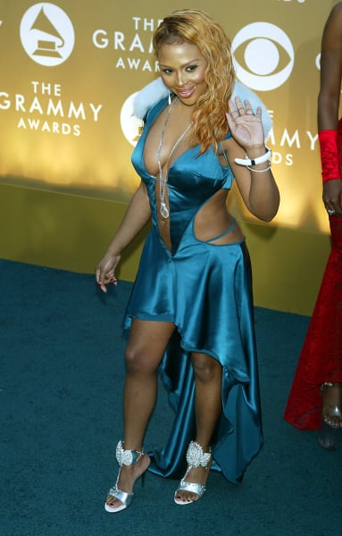 grammy fashion Lil Kim