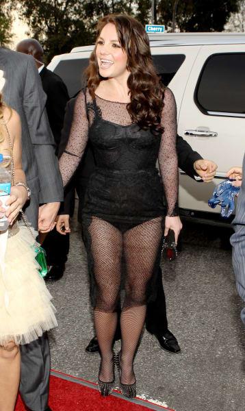 grammy fashion Britney Spears 2010