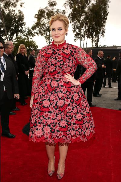 grammy 2013 Adele
