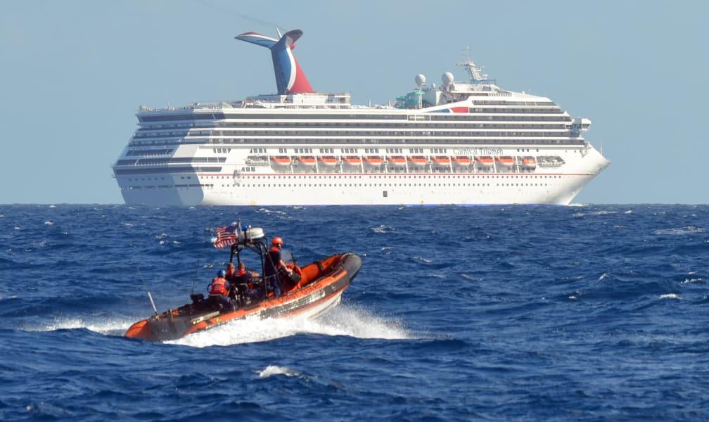 coast guard carnival ship 0212