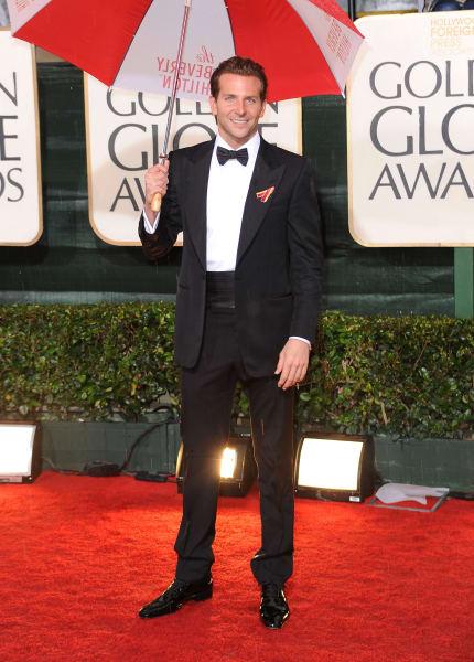 best actor Bradley Cooper 2010