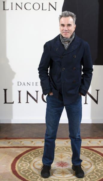 best actor Daniel Day-Lewis 2013