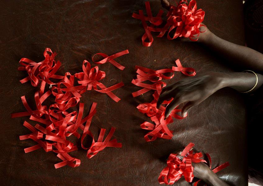 HIV ribbons file