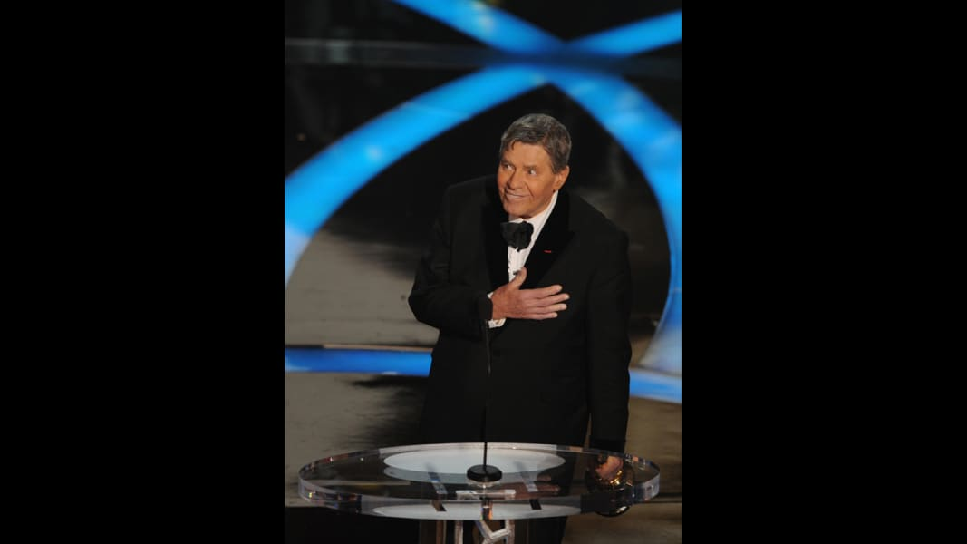 oscar hosts Jerry Lewis