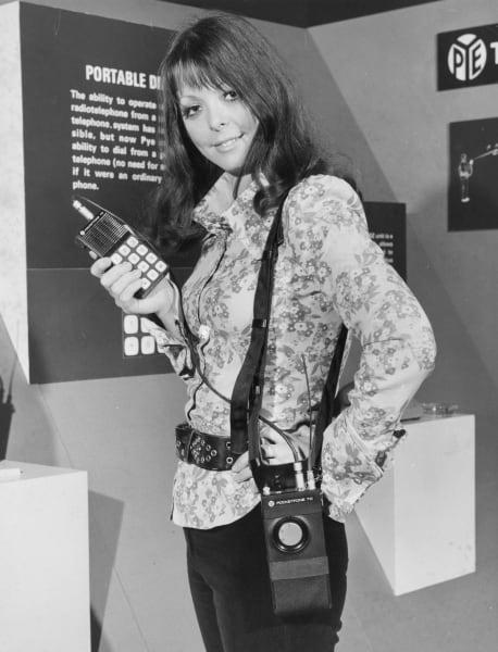 Old Phones Model 1972