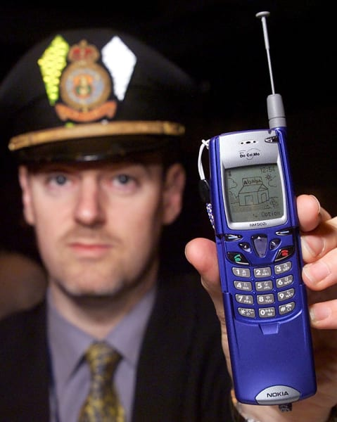 Nokia old phone