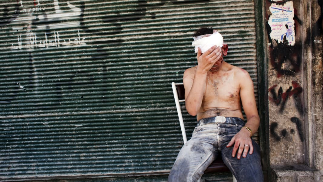 30 syria unrest