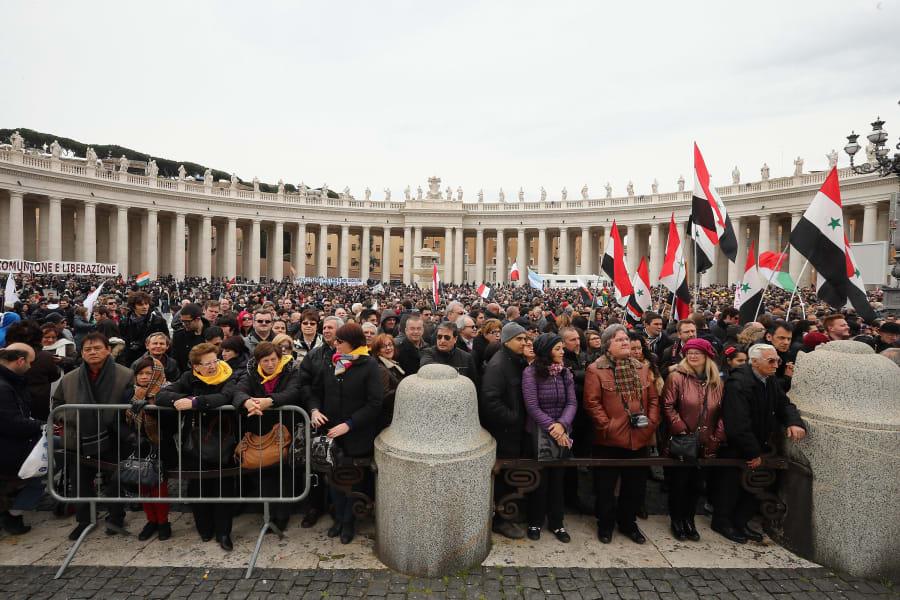 14 pope inauguration