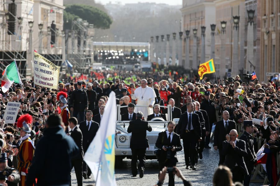 22 pope inauguration