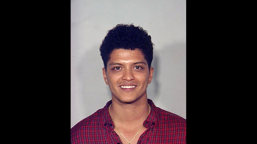 Bruno Mars mugshot 2010 vert