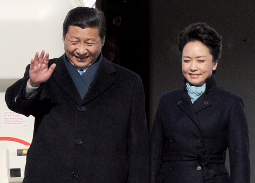 Moscow China Xi Peng