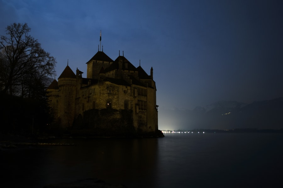 Switzerland earth hour