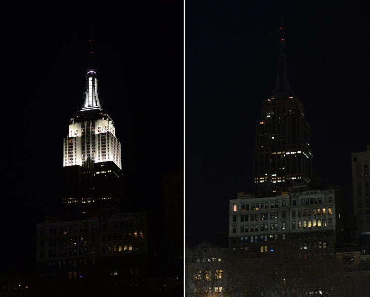 Empire State building Earth Houra