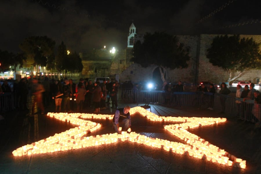 Palestine earth hour