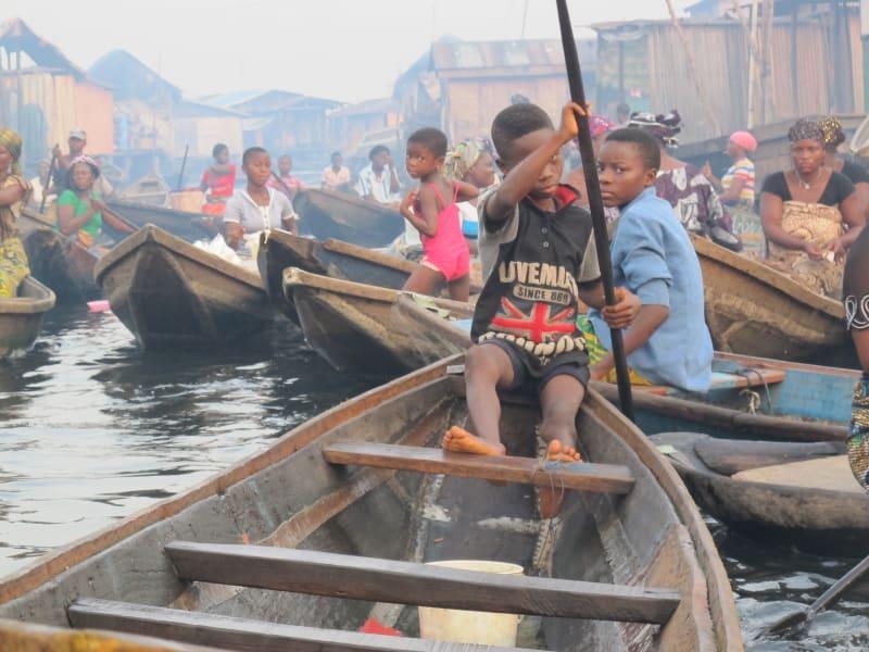 makoko nigeria waterway