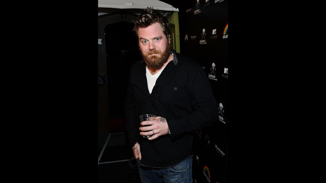 reality stars Ryan Dunn