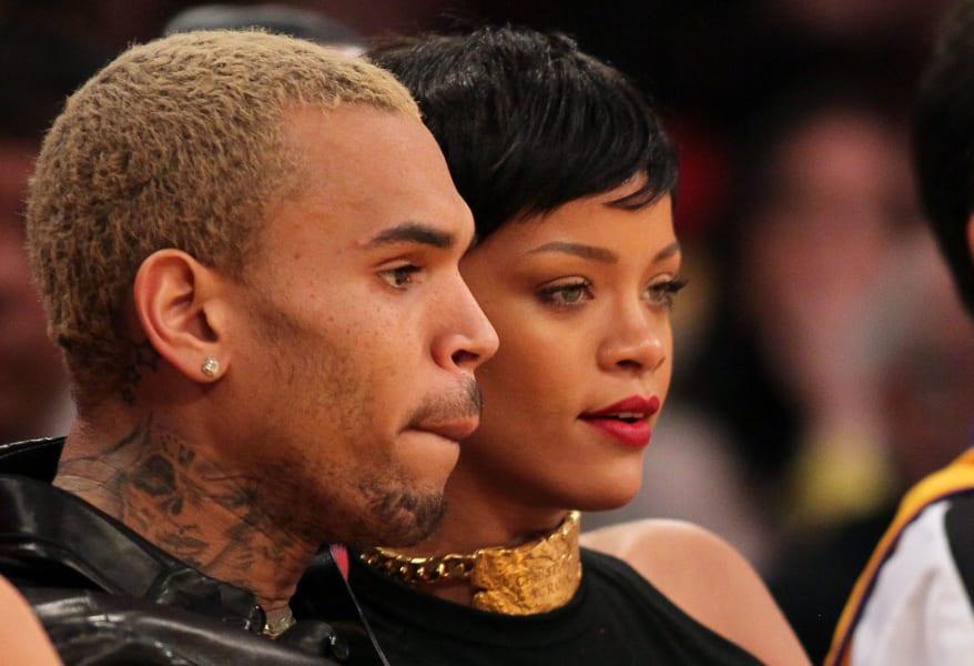 tattoos Chris Brown