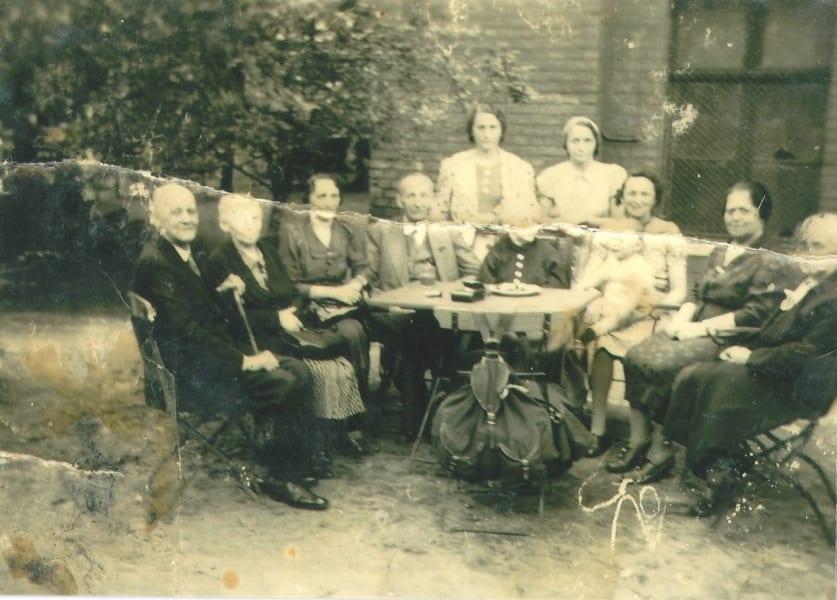 Menachem Bodner group picture