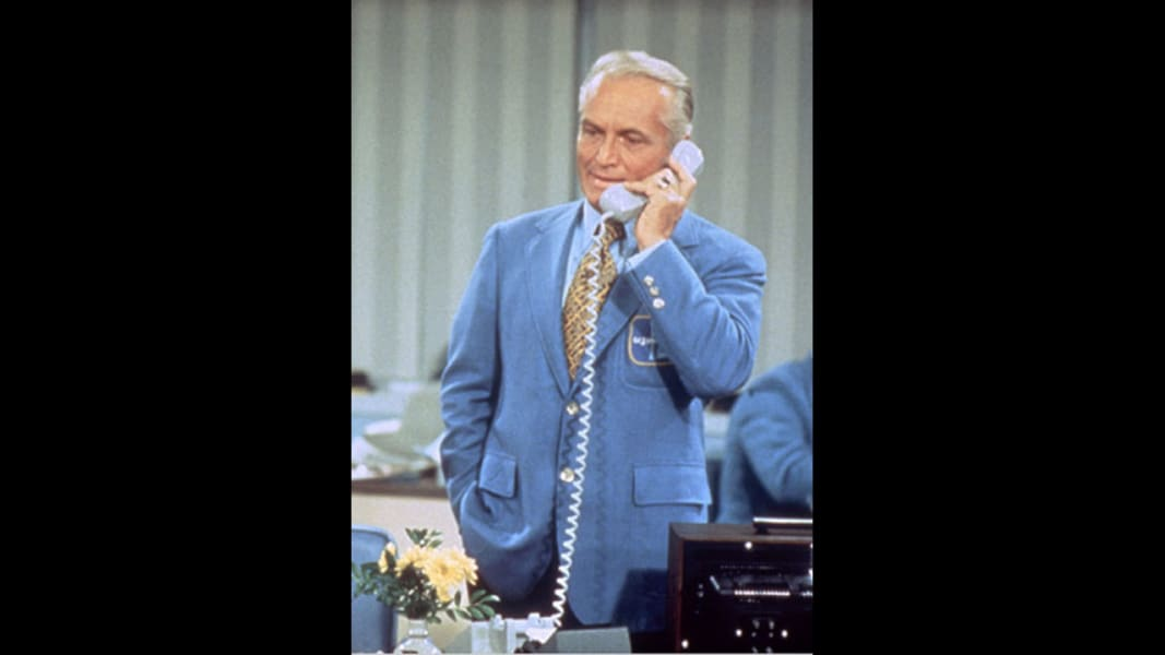 MTM Ted Knight